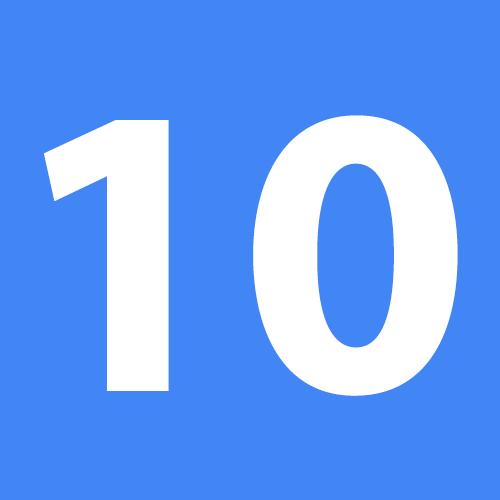 Strippenkaart – 10 uur