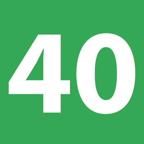 Strippenkaart – 40 uur